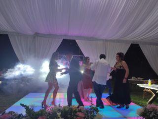 La boda de Whilliams y Yanit 1