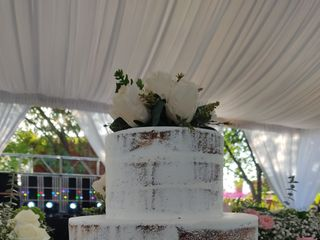 La boda de Whilliams y Yanit 2