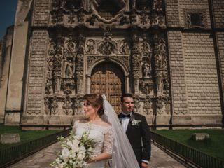 La boda de Karla y Omar