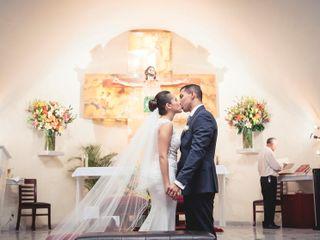 La boda de Sofia y Gabriel