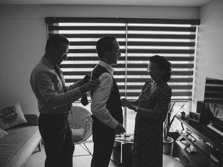 La boda de Adriana y Arnaud 1