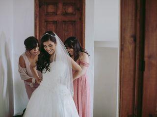La boda de Adriana y Arnaud 2