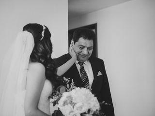 La boda de Adriana y Arnaud 3