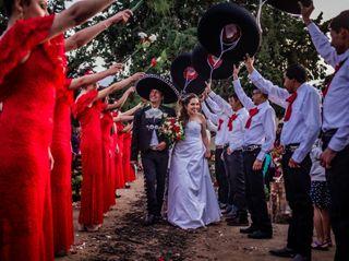 La boda de Yahaira y Efrain