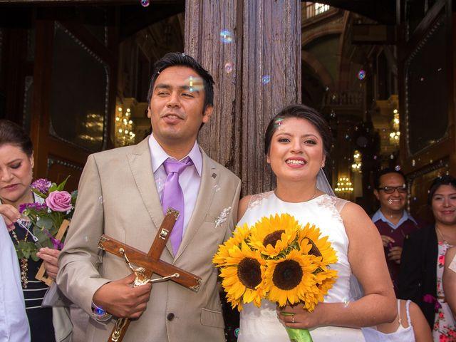 La boda de Sofía y Adrián