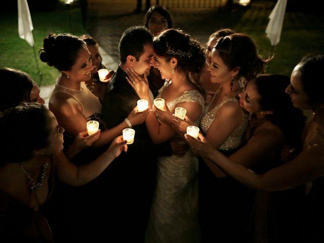 La boda de Anahi y Erik