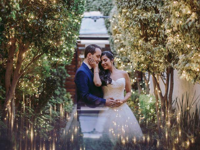 La boda de Adriana y Arnaud