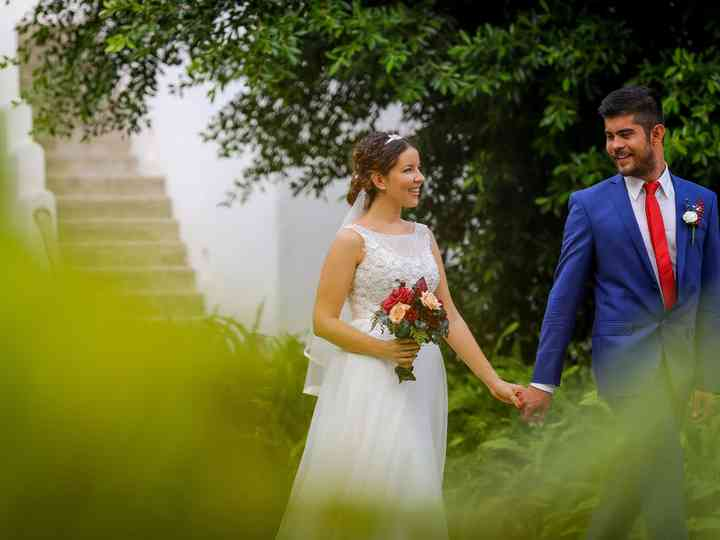 La boda de Alisa y Ernesto