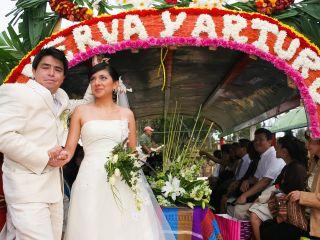 La boda de Mine y Arturo
