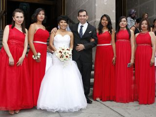 La boda de Mirtha y Saúl 3