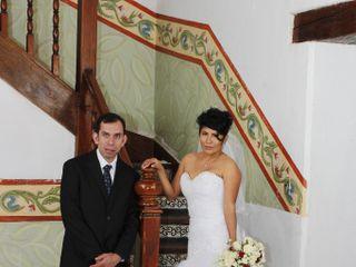 La boda de Mirtha y Saúl