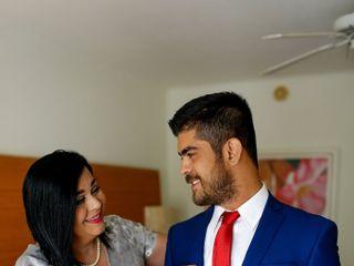 La boda de Alisa y Ernesto 3