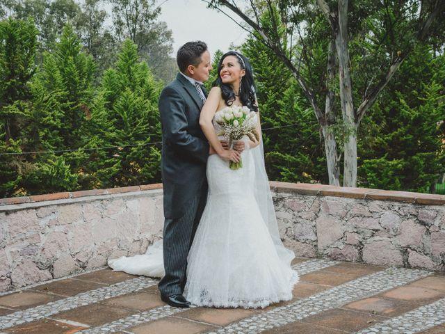 La boda de Vero y Javier