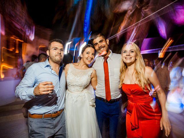 La boda de Ernesto y Alisa en Huatulco, Oaxaca 42
