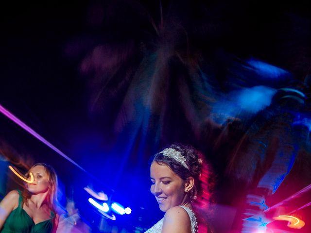 La boda de Ernesto y Alisa en Huatulco, Oaxaca 29