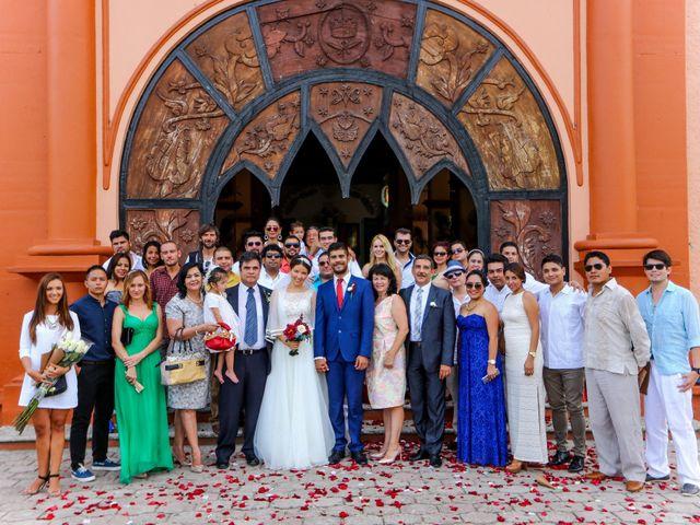 La boda de Ernesto y Alisa en Huatulco, Oaxaca 23