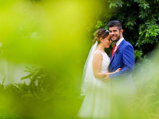 La boda de Ernesto y Alisa en Huatulco, Oaxaca 9