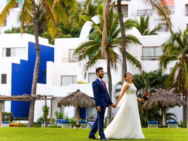 La boda de Ernesto y Alisa en Huatulco, Oaxaca 15