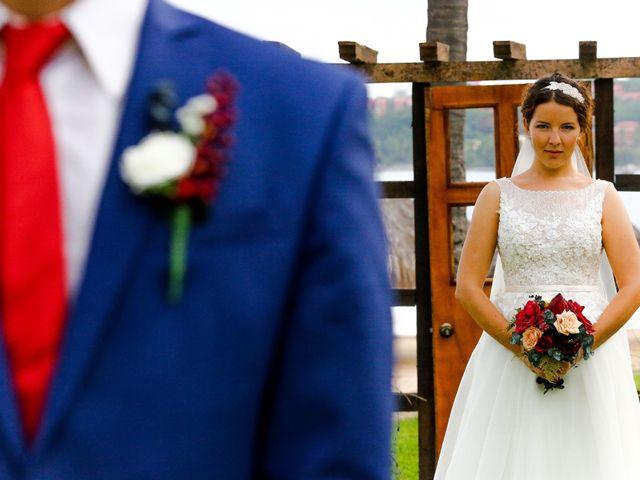 La boda de Ernesto y Alisa en Huatulco, Oaxaca 5