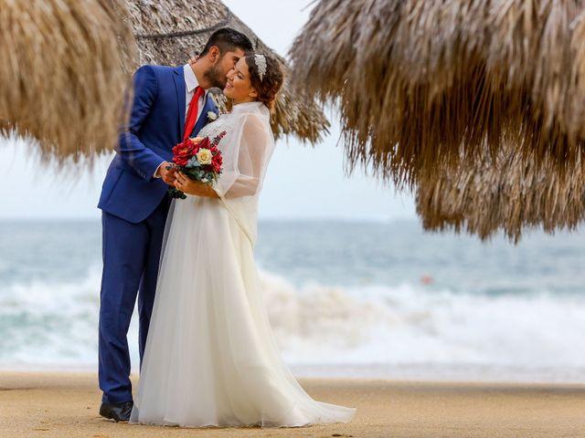 La boda de Ernesto y Alisa en Huatulco, Oaxaca 37
