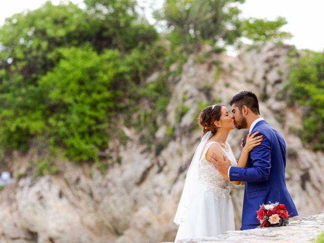 La boda de Ernesto y Alisa en Huatulco, Oaxaca 4
