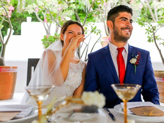 La boda de Ernesto y Alisa en Huatulco, Oaxaca 36