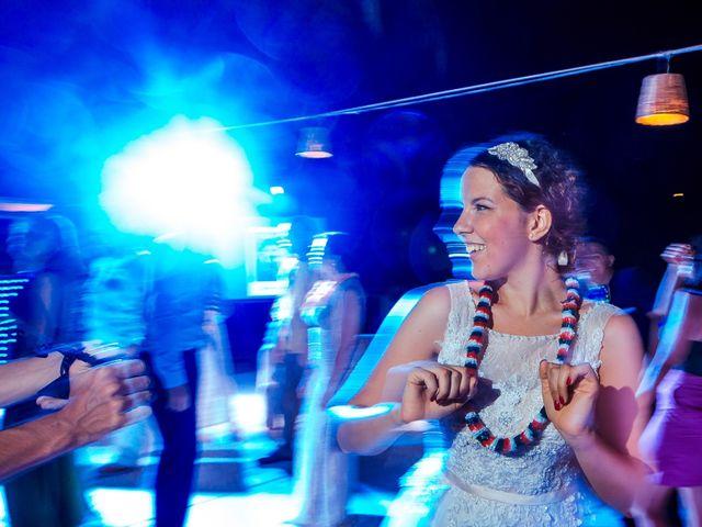 La boda de Ernesto y Alisa en Huatulco, Oaxaca 41