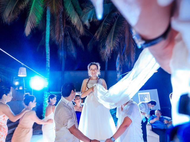 La boda de Ernesto y Alisa en Huatulco, Oaxaca 38
