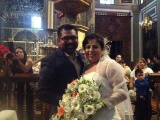 La boda de Alma  y Rafael 1