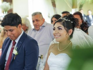 La boda de Samantha  y Benjamin