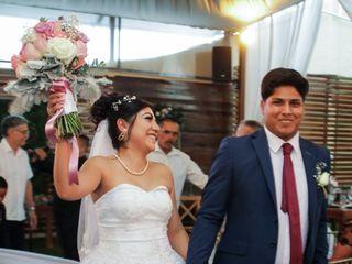 La boda de Samantha  y Benjamin  3