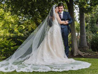 La boda de Lupita y Alfredo