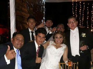 La boda de Gabriela y Jonathan  1