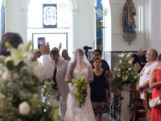 La boda de Monse y Armando 1