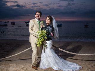 La boda de Monse y Armando