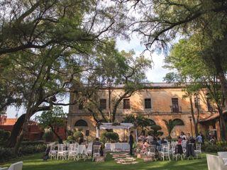 La boda de Cintia y David 1
