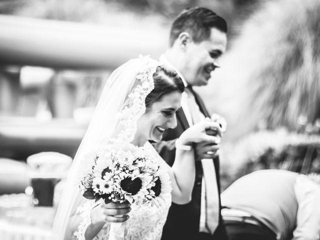 La boda de Livia y Paris