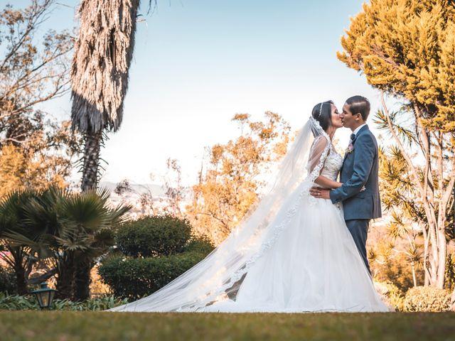 La boda de Paulina y Julio