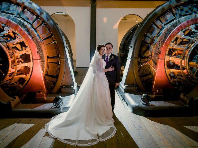 La boda de Ligia y José