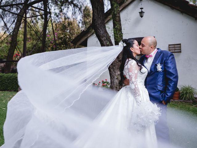 La boda de Cintia y David