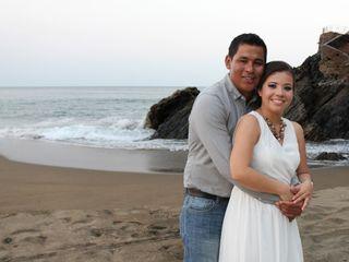 La boda de María y Rafael 1