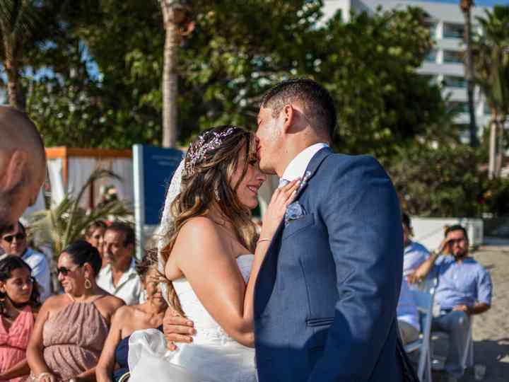 La boda de Marcela y Álvaro