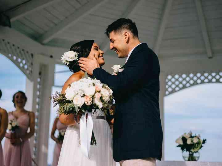 La boda de Beatriz y Dubert