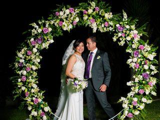 La boda de Fernanda y Oscar