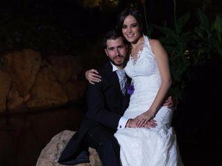 La boda de Lulú y Motín
