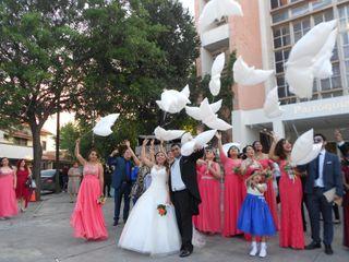 La boda de Bleyda y Israel 3