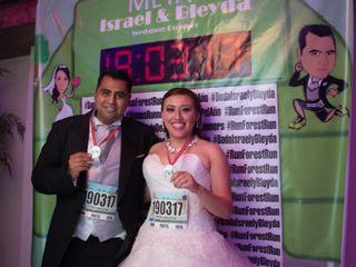 La boda de Bleyda y Israel