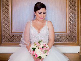 La boda de Efren   y Tania  3