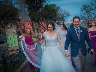 La boda de Rodrigo y Paulina