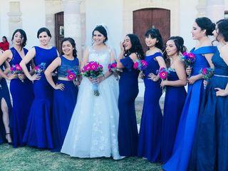 La boda de Areli  y Iván  3